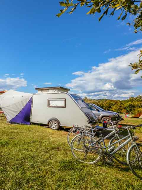 Emplacements camping Dordogne