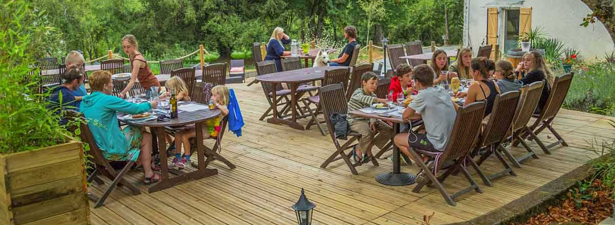 Camping Bar Restaurant Dordogne