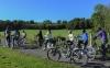 location camping activités en bicyclette