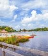 Mobile home Grand étang de St Estèphe