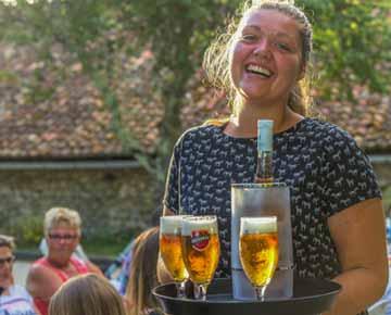 Bar restaurant camping Dordogne